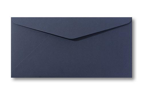 Kuvert Marine Blau 11x22cm