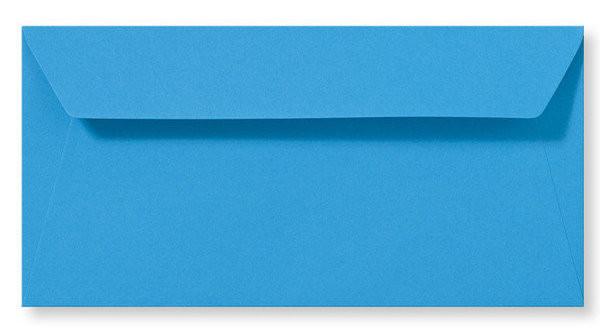 Kuvert Blau 11x22cm