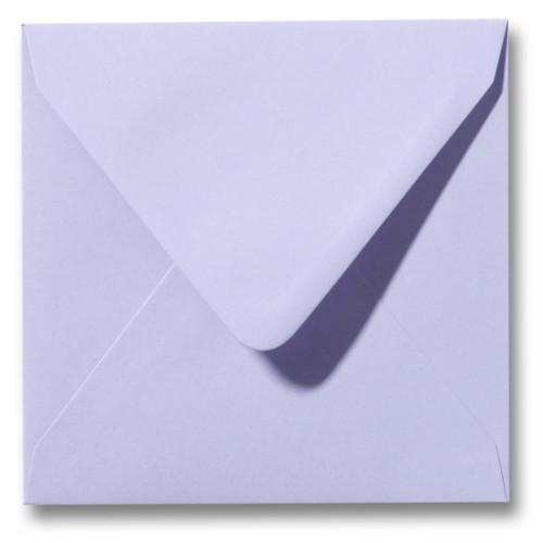 Kuvert Lavendel 14x14cm