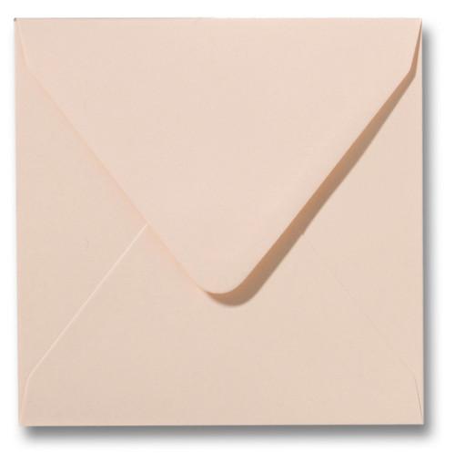 Kuvert Aprikose 14x14cm