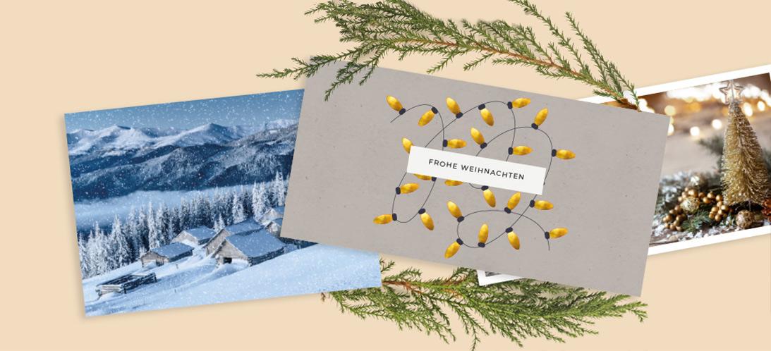weihnachtskarten firmen